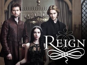 The main cast of Reign