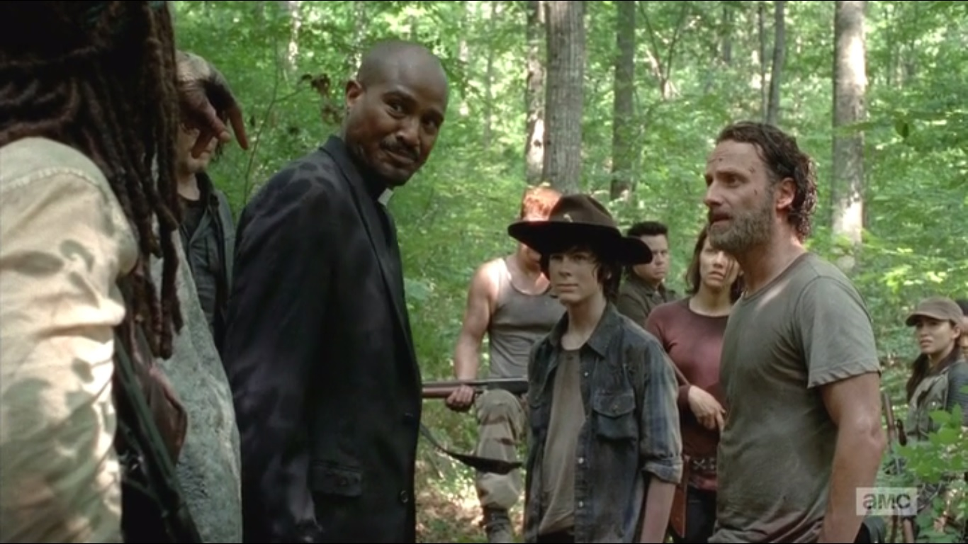 Watch The Walking Dead Season 1 Episode 5 Wildfire